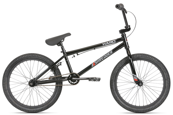 2020 Haro Shredder Pro 20 Black.