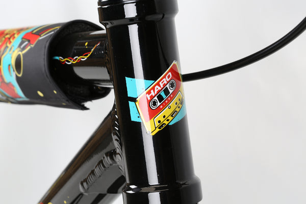 2020 Haro Sloride 26 Black Detail 4.