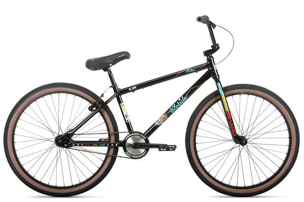 2020 Haro Sloride 26 Black Without Pads.