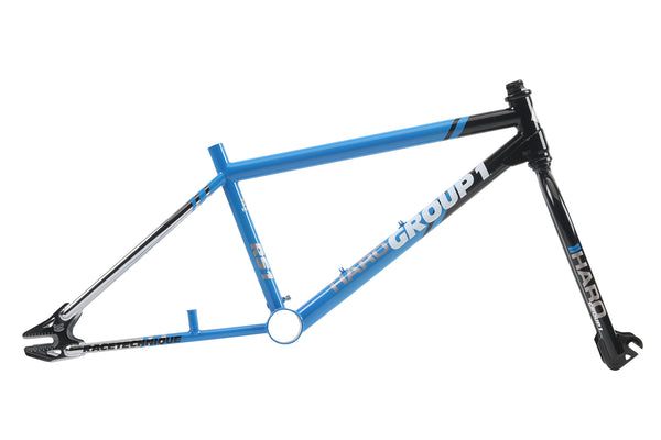Haro Group 1 RS1 Frameset Black Blue.