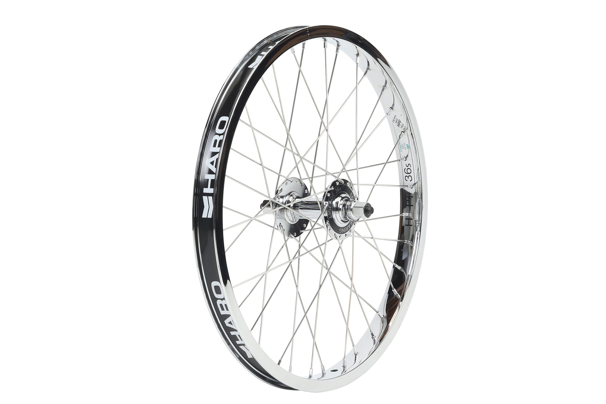 Lineage 36H Wheel Set