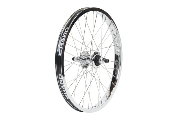 Haro Lineage Wheel 36H Rear Chrome.
