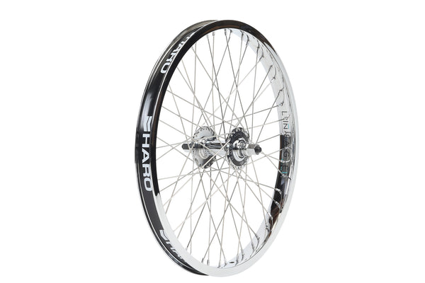 Haro Lineage Wheel 48H Front Chrome.