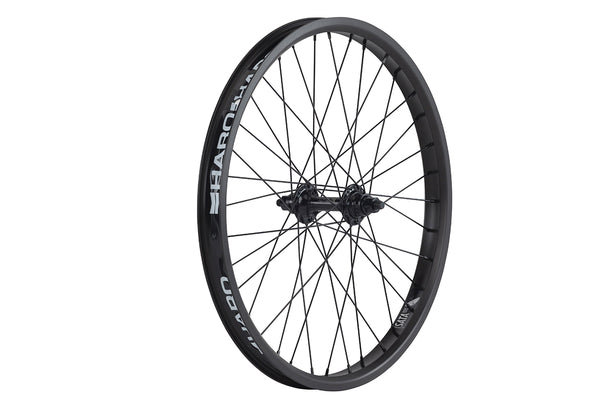 Haro Sata Front Wheel Black.