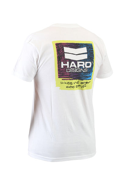 Haro Shirt CoolStuff White Back.