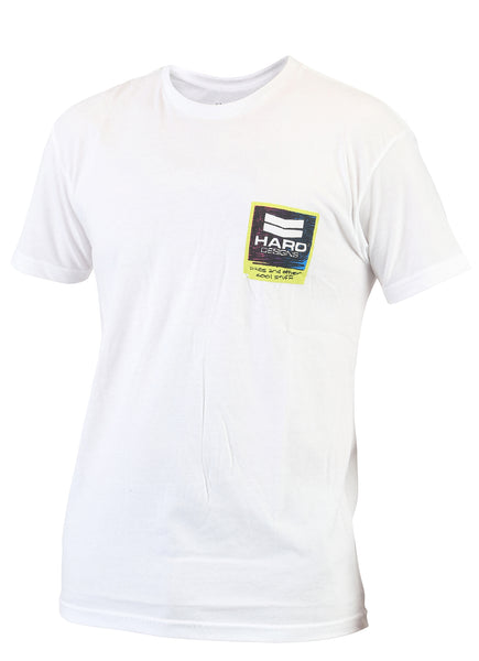 Haro Shirt CoolStuff White Front.