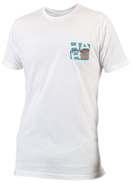 Haro Shirt Designs White Front.