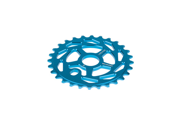 Lineage Sprocket 3qtr Teal.