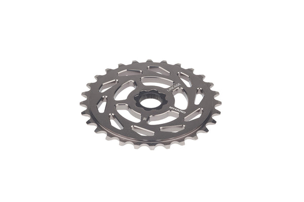Lineage Sprocket Spline 3qtr Platinum.