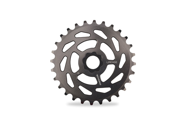 Lineage Spline Drive Sprockets