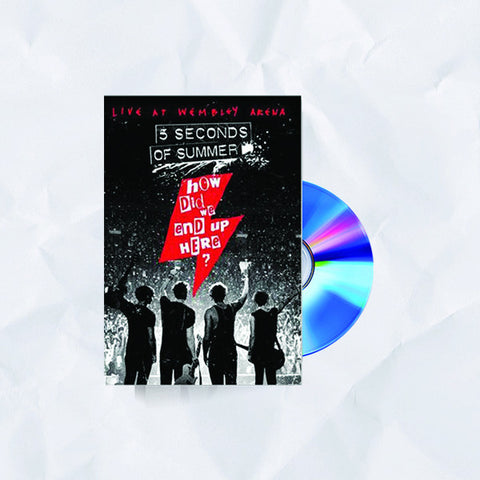 How Did We End Up Here? Blu-Ray