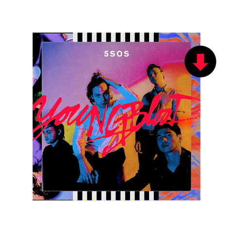 Youngblood Digital Album