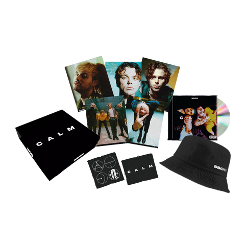 C A L M CD Box Set + Digital Album