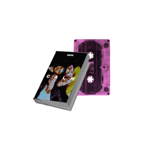 C A L M Cassette + Digital Album