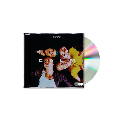 C A L M CD + Digital Album