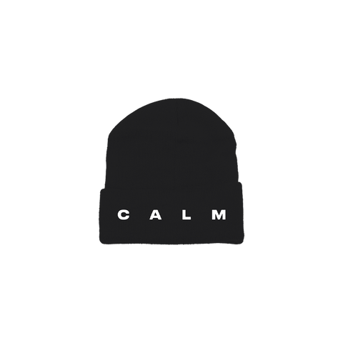 C A L M Beanie + Digital Album