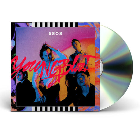 PRE-ORDER Youngblood Standard CD