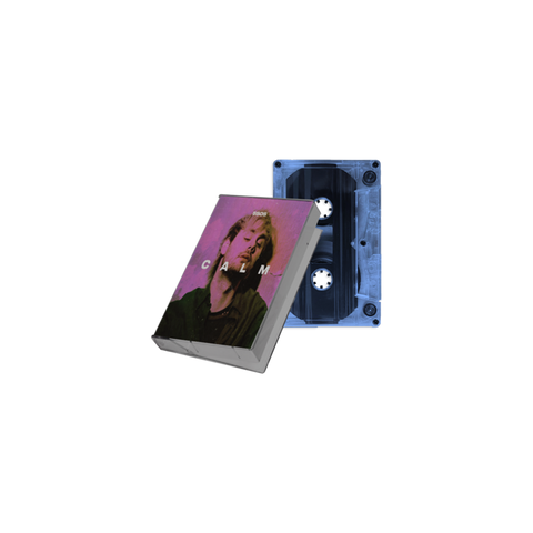 C A L M Cassette + Digital Album (Michael Remix Edition)