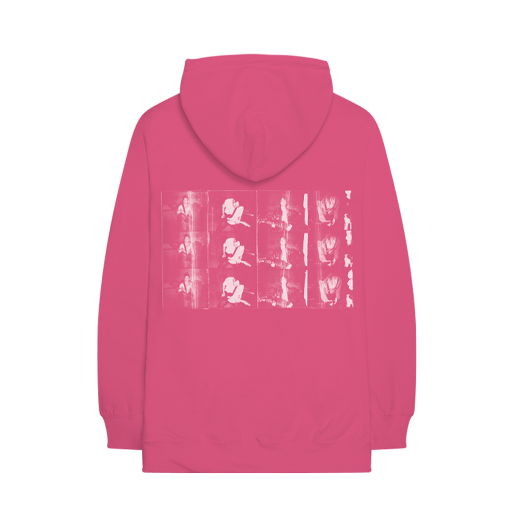 Pink C A L M Hoodie + Digital PLUS1 Album