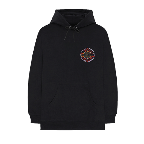 Wildflower Black Hoodie + Digital Album