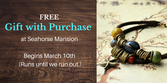 Seahorse Mansion - Free Gift with Purchase