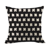 Throw Pillow Covers | Contrast - 6 patterns - Seahorse Mansion