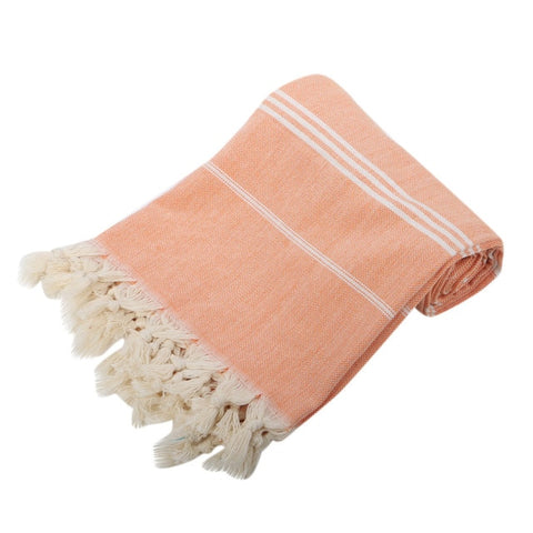 Beach Throw-Bath Towel | Assorted Cotton Turkish - 4 colors - Seahorse Mansion