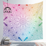 Wall or Throw Tapestry | Color Me Boho - 3 sizes, 16 designs - Seahorse Mansion