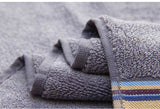 Bath Towel Set | 3 Piece - 3 colors - Seahorse Mansion