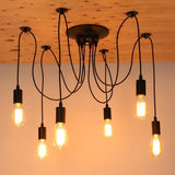 Pendant Lamp | Hanging Corded Cluster - 4 styles, 2 lengths - Seahorse Mansion