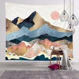 Wall Tapestry | Abstract Landscapes - 11 patterns