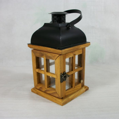 Innkeeper Lantern - Seahorse Mansion - coastal decor gifts