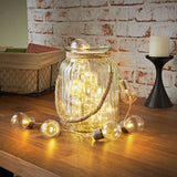 Vintage Bulb String Lights - 20 bulbs - Seahorse Mansion