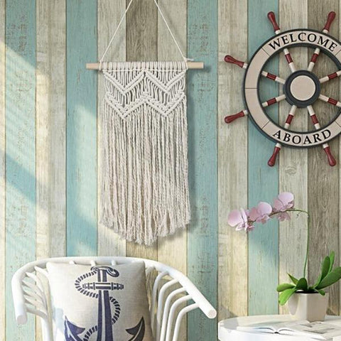 Macrame Wall Hanging | Handmade - 5 designs - Seahorse Mansion