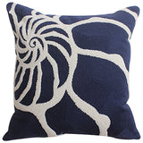 Throw Pillow Covers | Beachcomber - 4 designs - Seahorse Mansion - coastal decor gifts