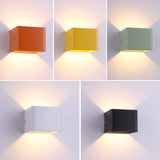 Wall Box Lights | LED - 5 colors - Seahorse Mansion