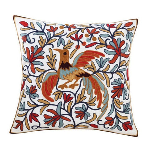 Bountiful Throw Pillow Covers - 20 Designs - Seahorse Mansion - coastal decor gifts