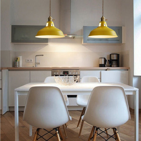 Pendant Lamp | Beach Cottage - 6 colors