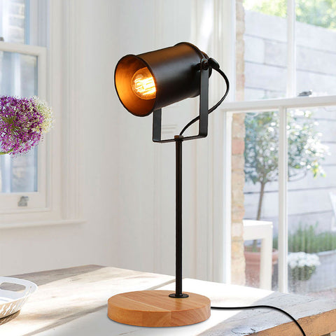 Desk Lamp | Retro Spotlight - Seahorse Mansion