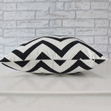 Throw Pillow Covers | Simply Chevron - 5 colors - Seahorse Mansion