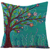 Throw Pillow Covers | Spring Has Sprung  - 24 designs! - Seahorse Mansion