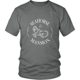 Logo Tee | House Favorite - Seahorse Mansion, 5 colors - Seahorse Mansion