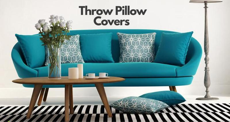 Throw Pillows - Covers - Seahorse Mansion