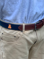 The Parlewe Dancing Hippo Belt