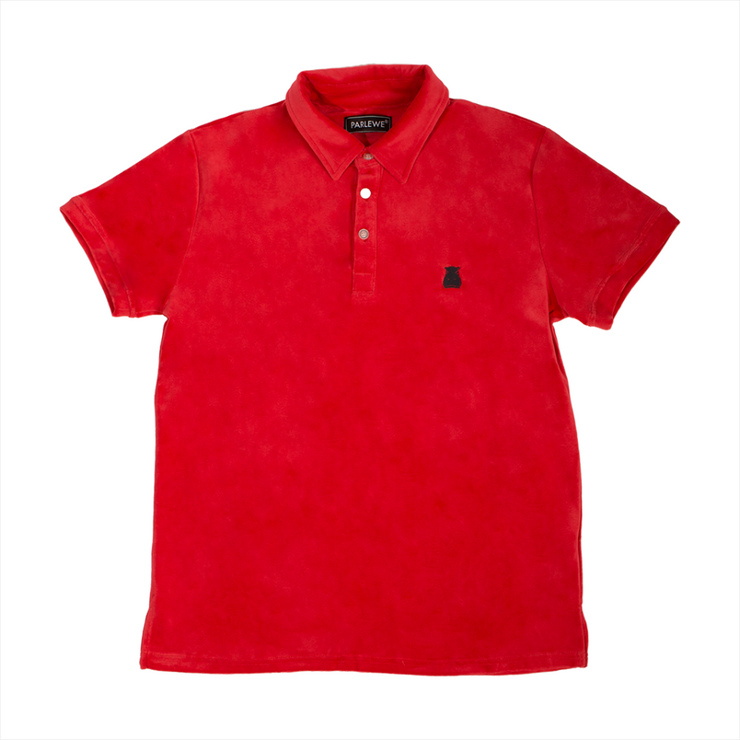 The Red Parlewe Terry Polo