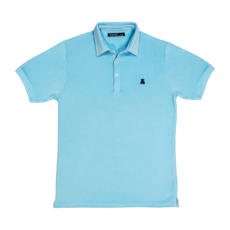 The Blue Parlewe Terry Polo