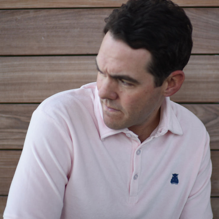 The Pink Parlewe Terry Polo