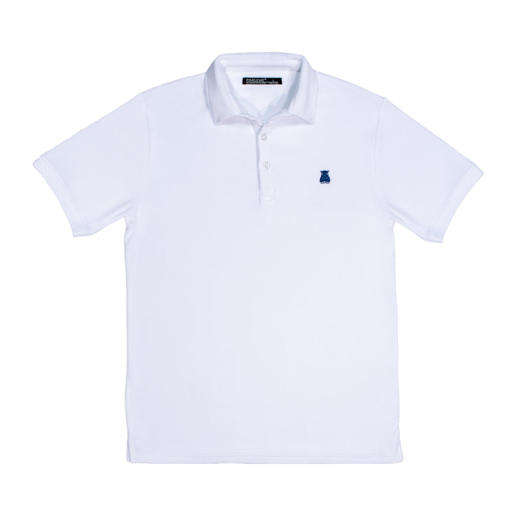 The White Parlewe Terry Polo