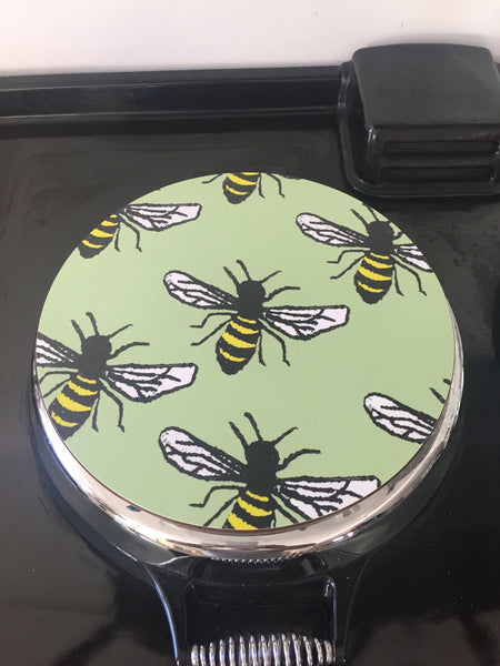 Solid Melamine Chef Pad (Bees)
