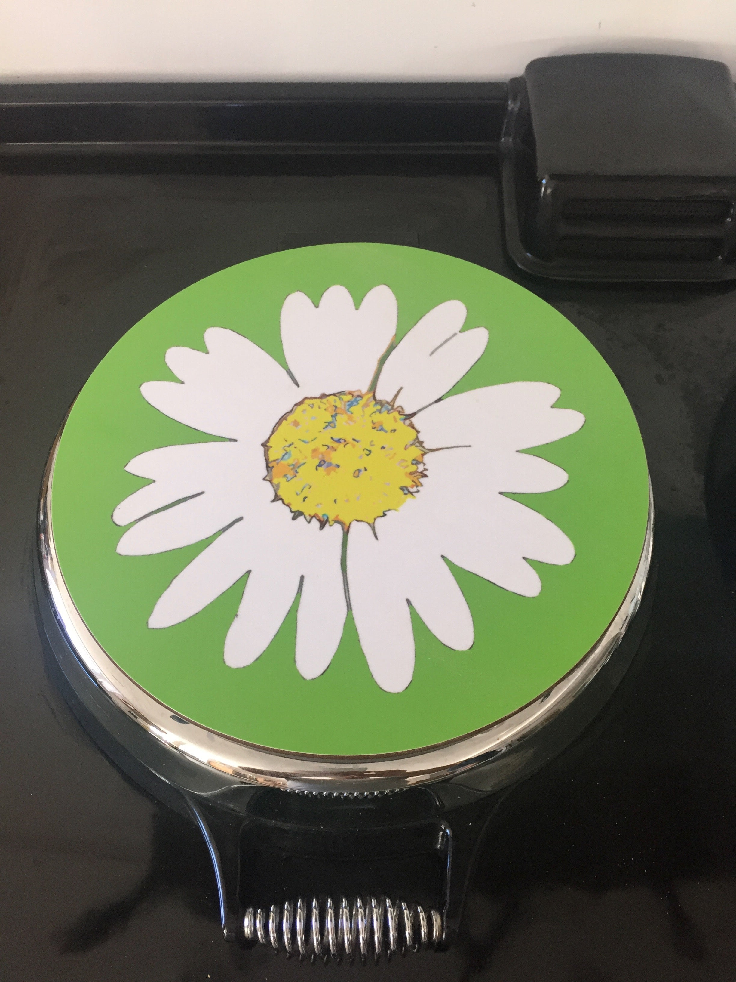 Solid Melamine Chef Pad (Daisy)